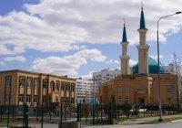 Верующих призвали помочь в строительстве медресе при мечети «Гаиля»