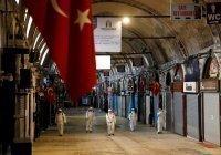 Турция объявила о введении двухнедельного локдауна