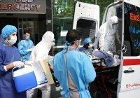 Число жертв коронавируса в Иране перевалило за 70 тысяч