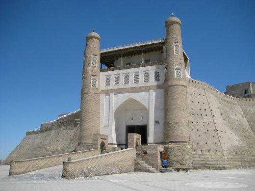 Старая Бухара глазами татарского путешественника