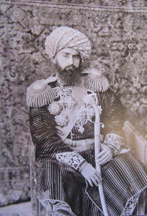 Бухарский эмир Абдулахат хан (1859-1910)
