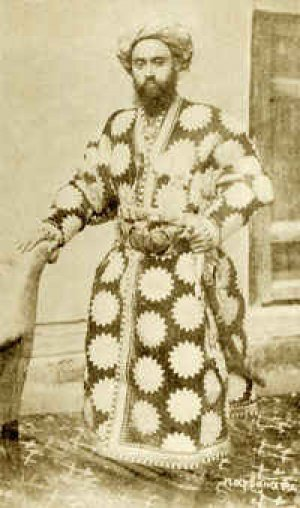 Кушбеги Астанкул бий (1860-1923)