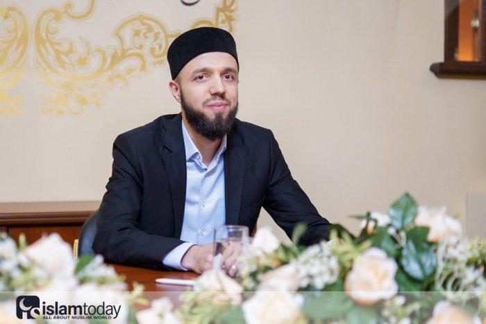 Ансар Валиулла, директор Российского центра исламской экономики и финансов.