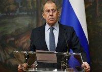 Лавров: Россия составляет список недружественных стран
