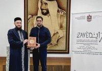Посол ОАЭ в России положительно оценил деятельность ДУМ РТ