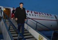 В Казань прибыли премьер-министры Таджикистана и Киргизии