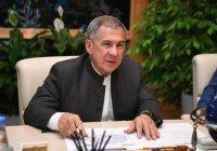 Минниханов: Татарстан и Киргизию объединяют религия и традиции