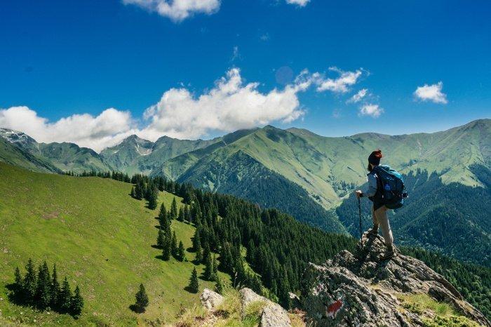 Россиян больше привлекает активный отдых на природе (Фото: unsplash.com).
