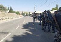 Пограничники Киргизии и Таджикистана устроили перестрелку