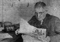 История татарской эмигрантской прессы: газета «Милли Байрак»
