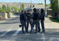 Киргизия заявила, что Таджикистан использует минометы на границе