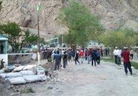 Не менее 20 человек погибли на границе Киргизии и Таджикистана
