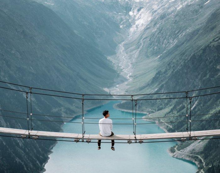 Длина моста составляет 516 метров (Фото: unsplash.com).