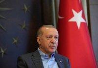 Эрдоган рассказал об ожиданиях от поставок вакцины «Спутник V»