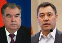 Президенты Киргизии и Таджикистана обсудили кризис на границе