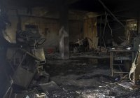 Глава минздрава Ирака ушел в отставку после пожара в больнице