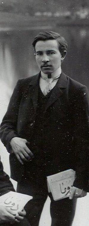 Фуад Туктаров (1880-1938). Юрист, журналист, редактор газеты Дума, член Всероссийского учредительного собрания.
