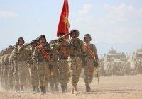 Жапаров призвал сделать армию Киргизии «хорошо подготовленной»