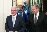 Аббас передал Путину письмо