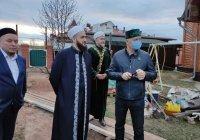 В Бавлах прошел районный ифтар с участием муфтия и главы города