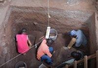 В Африке нашли древнейшее человеческое захоронение