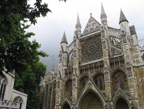 Вестминстерское аббатство в Лондоне (Источник фото: www.flickr.co).