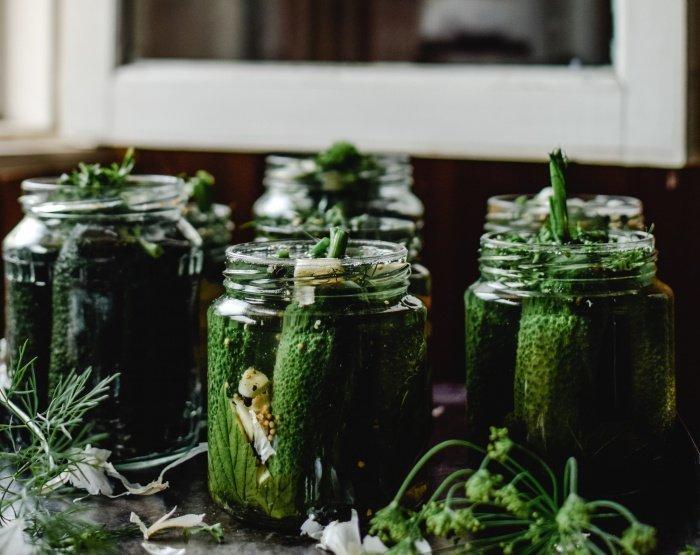 Ферментированные продукты способствуют выделению желудочного сока (Фото: unsplash.com).