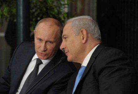 Путин и Нетаньяху обсудили Сирию и международную повестку