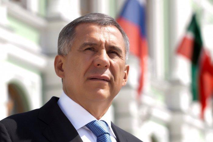 Рустам Минниханов. (Фото: пресс-служба президента РТ).