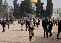 Россия и Турция призвали стороны конфликта в Иерусалиме к сдержанности