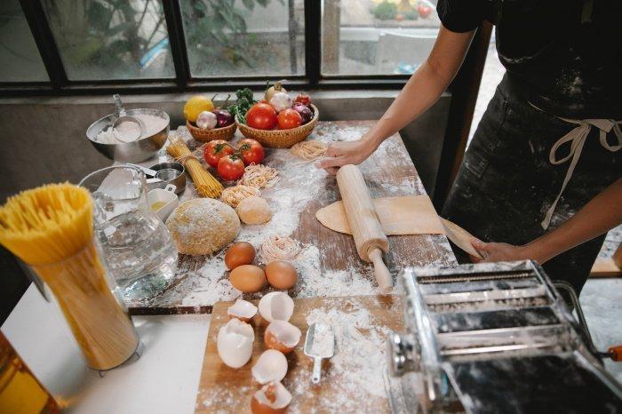 Специалист по питанию также предлагает не лишать себя пасты (Фото: unsplash.com).