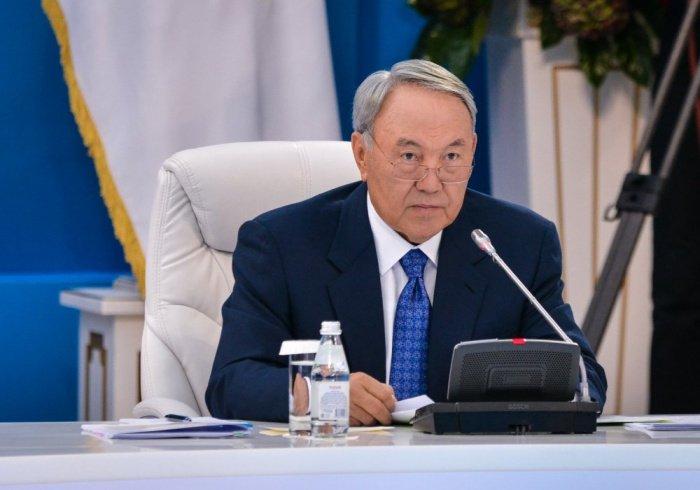 Нурсултан Назарбаев. (Фото: yandex.ru).