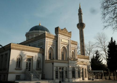 Современный облик Мечети Йылдыз (Источник фото: middleeasteye.net).