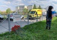 Мусульманские страны направили соболезнования в связи с трагедией в Казани