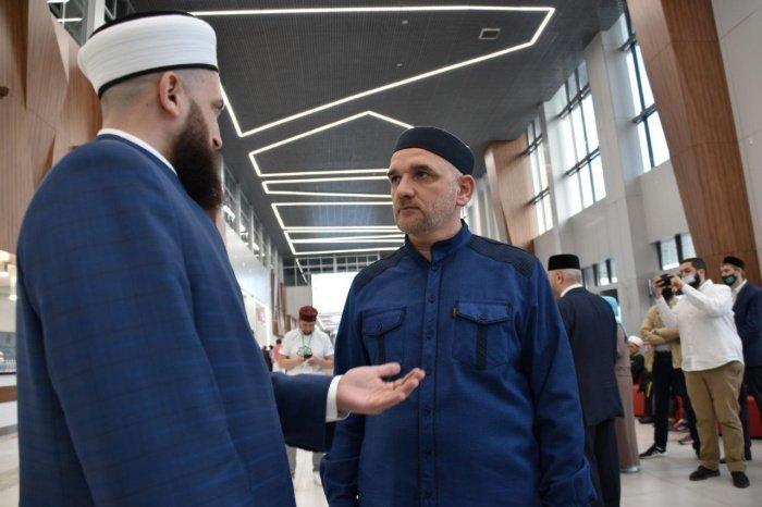 На 9 Республиканском ифтаре почтили память жертв трагедии в Казани (Фото)