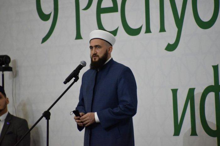 Камиль хазрат Самигуллин. (Фото: Islam-today).