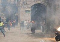 ОИС обвинила Израиль в беспорядках в Иерусалиме