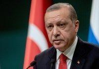 Эрдоган выразил соболезнования в связи с трагедией в Казани
