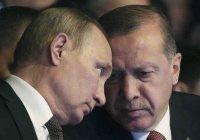 Путин и Эрдоган обсудили обострение в Восточном Иерусалиме
