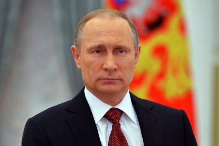 Владимир Путин. (Фото: russtrat.ru).