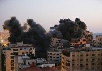 Не менее 115 палестинцев погибли при ударах Израиля по сектору Газа