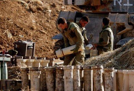 Израиль готовит наземную операцию в Газе (Видео)