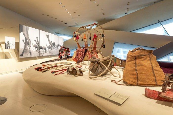 Национальный музей Катара. (Фото: lichtdesign-preis.de).