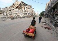 Около 40 тысяч палестинцев обратились в ООН за убежищем