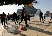 Палестина призвала защитить мусульманские святыни от действий Израиля