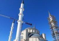 Путин поручил помочь достроить Соборную мечеть Крыма