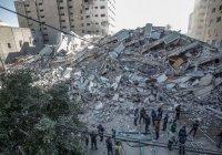 Число жертв израильских ударов в секторе Газа перевалило за 220