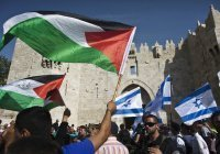 Россия вызвалась организовать прямые переговоры Палестины и Израиля