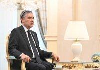 Президент Туркмении поблагодарил Россию за вакцины от коронавируса