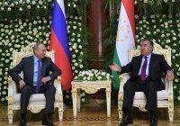 В Таджикистане сообщили о проработке визита Путина